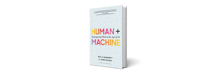 news Books | Human Machine - Rethinking work in the age of artificial intelligence image