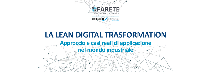 news The Lean Digital Transformation - Approach and real cases of application in the industrial world image