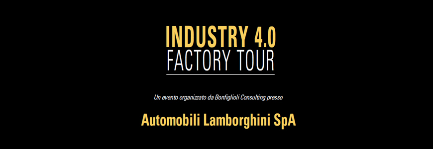 image Factory Tour in Automobili Lamborghini 2019
