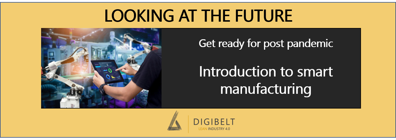 image Get ready for post-pandemic – Introduction to Smart Manufacturing